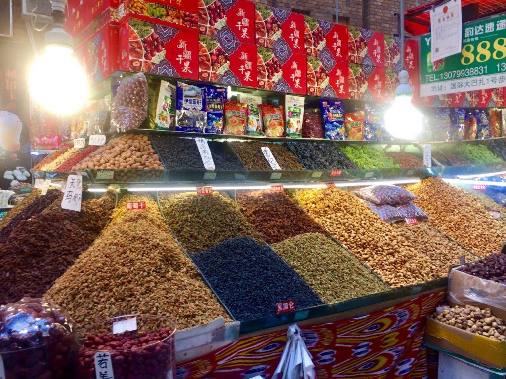 Grand Bazaar Urumqi