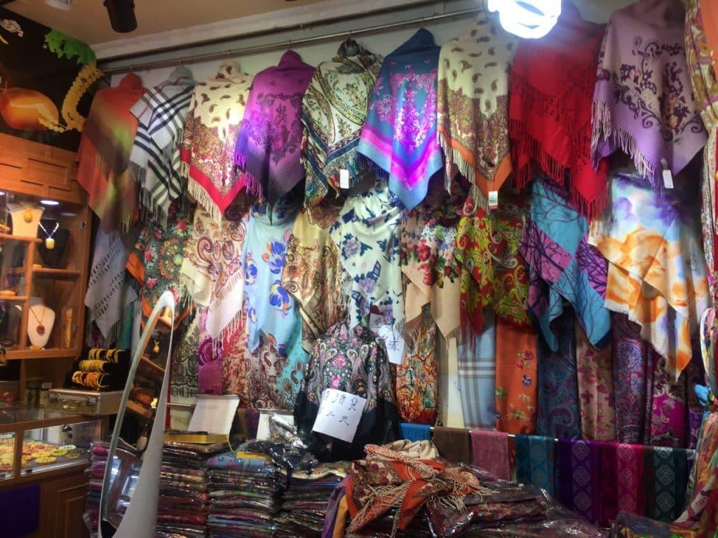 Bazaar Kashgar
