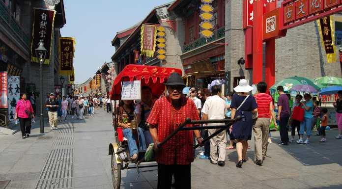 budaya kerja di china