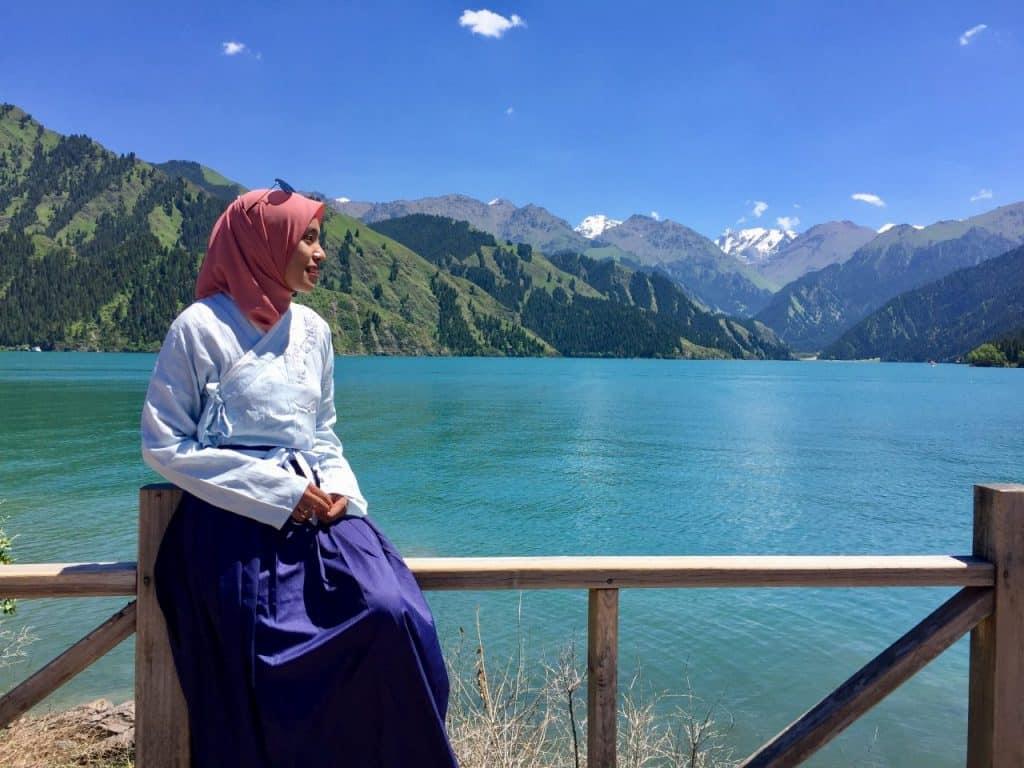 Tianchi Xinjiang