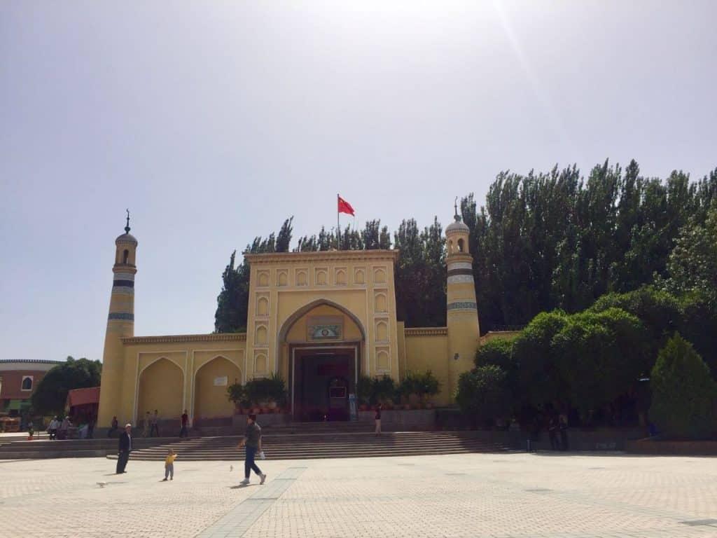 Masjid Idkah