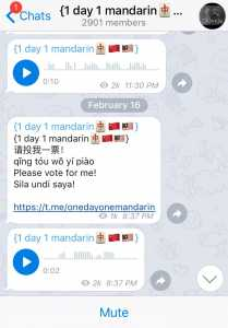 Rating: malay telegram channel cewek muda