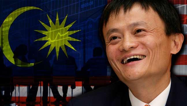 Jack Ma Malaysia 1