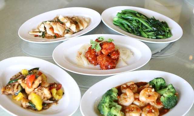 Makanan China