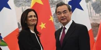 Diplomatik China Panama