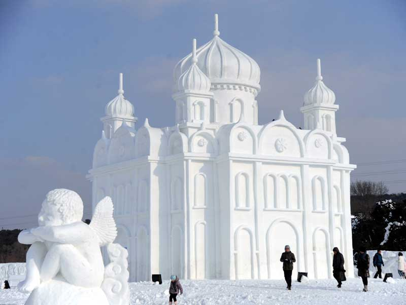 Harbin Ice Snow Festival