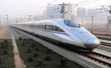 tiket kereta api china
