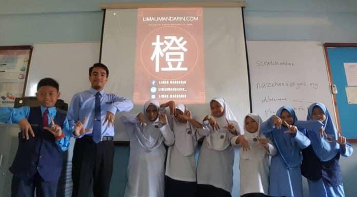kata pinjaman bahasa mandarin