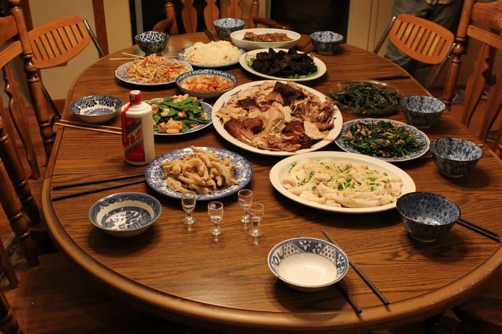 8 Makanan China Utama Di China Limau Mandarin