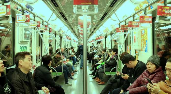 subway shanghai